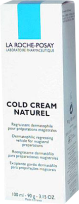 ROCHE-POSAY Cold Cream naturel neues Dekor 100 ml