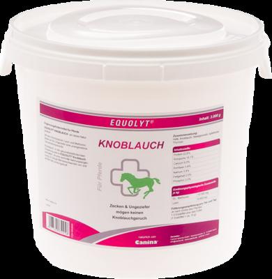 Canina pharma GmbH EQUOLYT Knoblauch Pulver vet. 3 kg 00503959
