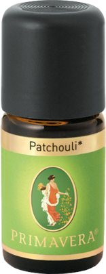 PATCHOULI ÖL kbA ätherisch 5 ml