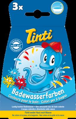 TINTI Badewasserfarbe 3 St
