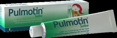 Serumwerk Bernburg AG PULMOTIN Salbe 50 g 01565106