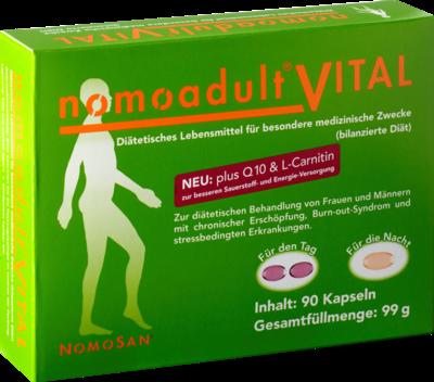 NOMOSAN GmbH NOMOADULT Vital Kapseln 99 g 01878561