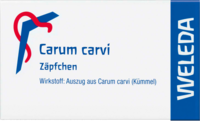 CARUM CARVI Suppositorien