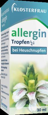 MCM KLOSTERFRAU Vertr. GmbH KLOSTERFRAU Allergin flüssig 30 ml