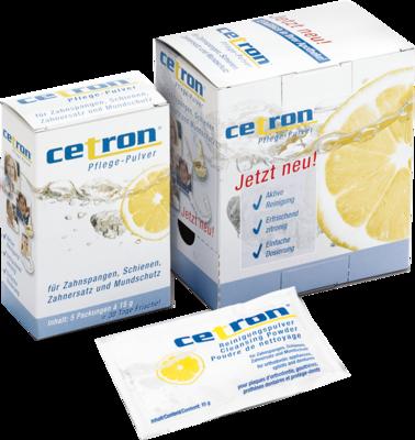 Scheu-Dental GmbH CETRON Reinigungspulver 25X15 g 03040201