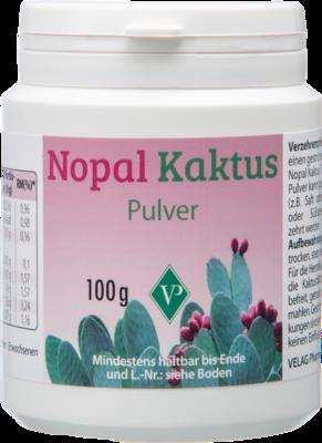 NOPAL Kaktus Pulver 100 g