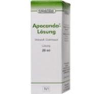 Aristo Pharma GmbH APOCANDA Lösung 50 ml 04292146