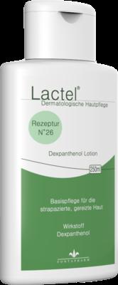 Fontapharm AG LACTEL Nr.26 5% Dexpanthenol Lotion 250 ml 04408318