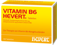 VITAMIN-B6-HEVERT-Tabletten