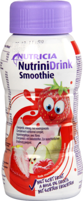 NUTRINIDRINK Smoothie rote Fr'chte 200 ml