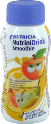NUTRINIDRINK Smoothie Sommerfr'chte 200 ml