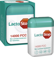 LACTOSTOP 14.000 FCC Tabletten Spender