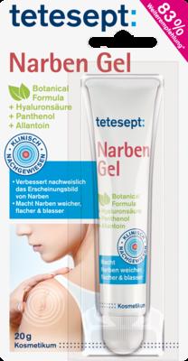 TETESEPT Narben Gel 20 g