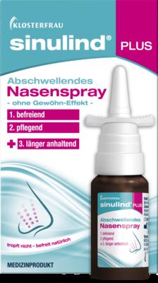 MCM KLOSTERFRAU Vertr. GmbH KLOSTERFRAU Sinulind abschwellendes Nasenspray 15 ml