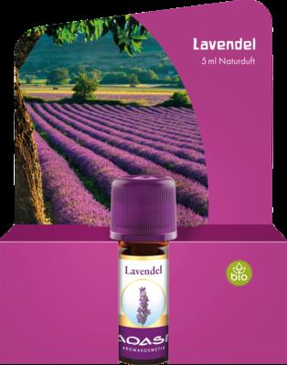 LAVENDEL ÖL Bio mit Geschenkverpackung 5 ml