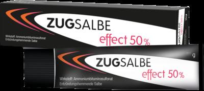 INFECTOPHARM Arzn.u.Consilium GmbH ZUGSALBE effect 50% Salbe 15 g 11517539