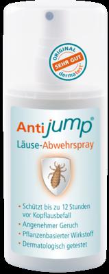 ANTIJUMP Läuse-Abwehrspray 100 ml