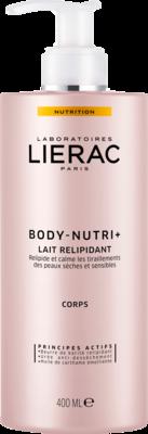 LIERAC Body-Nutri Lipid aufbauende Milch 400 ml