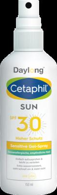 Galderma Laboratorium GmbH CETAPHIL Sun Daylong SPF 30 sensitive Gel-Spray 150 ml 15250323