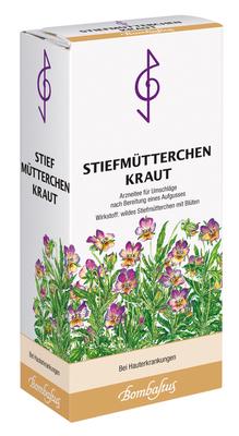 Bombastus-Werke AG STIEFMÜTTERCHENKRAUT Tee 50 g 04597207