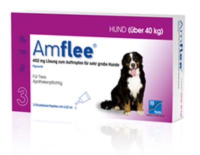AMFLEE 402 mg Spot-on Lsg.f.sehr gr.Hunde 40-60kg 3 St